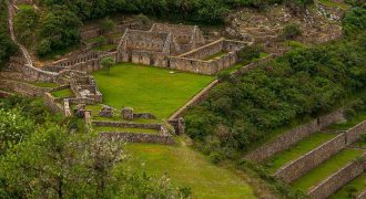 Choquequirao Trek 5 Days / 4 Nights