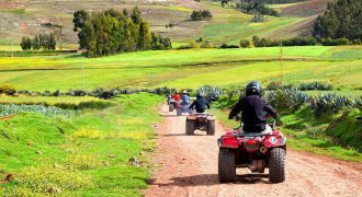Tour Cuatrimotos Maras Moray