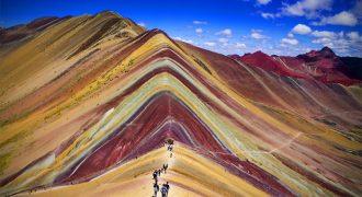 Tour Montaña Vinicunca 2D