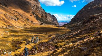 Lares Valley – Machu Picchu 4 Days / 3 Nights